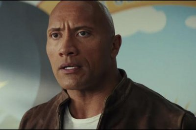 Dwayne Johnson fights a giant wolf, lizard in new 'Rampage' trailer