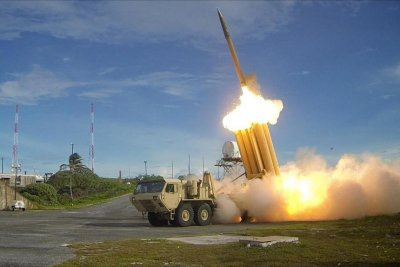 Lockheed awarded $945.9M for Saudi THAAD missile system