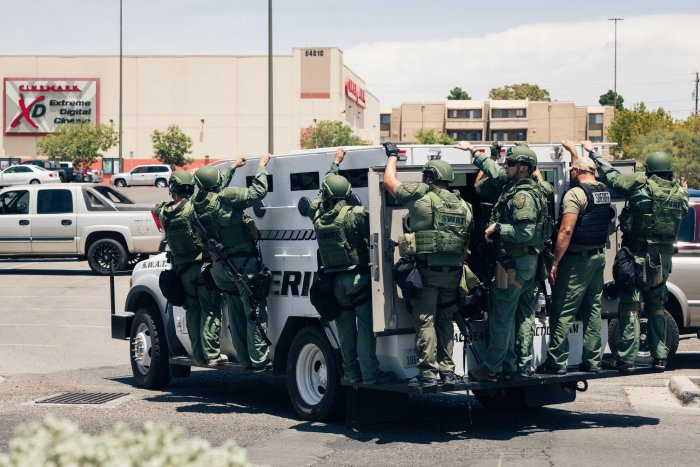 On This Day: El Paso, Texas, Walmart shooting leaves 23 dead