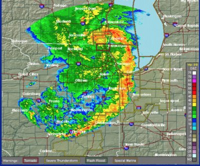 Derecho thunderstorms slam Chicago, leave devastation in Iowa