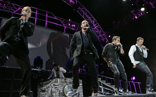 NKOTB, Backstreet Boys to play AMAs