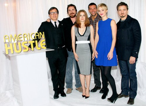 Adams says 'American Hustle' director Russell exemplifies reality