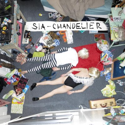Sia recreates her 'Chandelier' music video on 'Ellen'