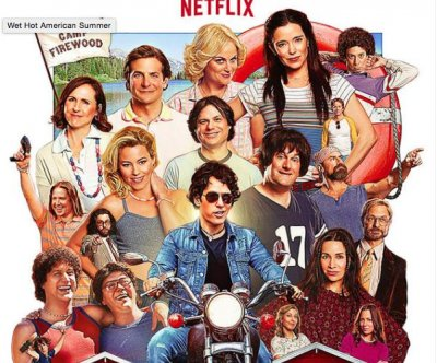 First trailer of Netflix's 'Wet Hot American Summer' features original cast members and new faces