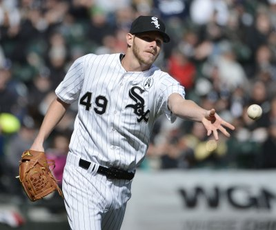 Sale leads Chicago White Sox past Toronto Blue Jays