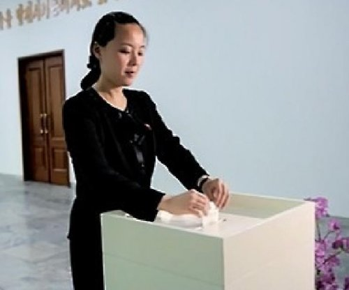 North Korea holds elections with '99.97 percent' turnout