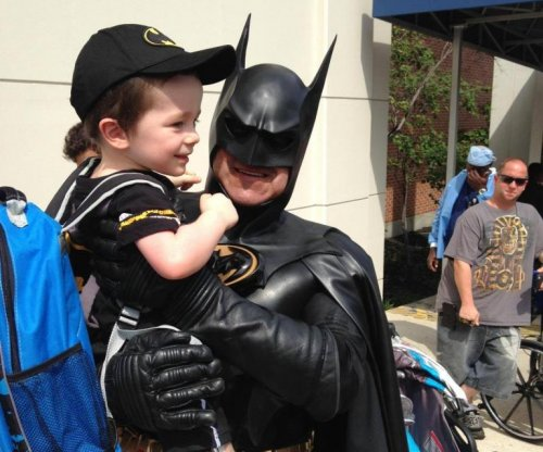'Route 29 Batman' who visited sick children killed in crash