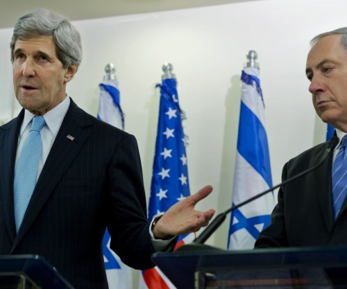 Kerry slams Netanyahu's support of Israeli settlements as threat to two-state solution