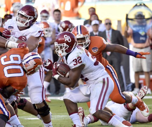 Oklahoma Sooners' all-time leading RB Samaje Perine declares for draft