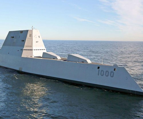 Raytheon awarded contract to activate first Zumwalt-class destroyer