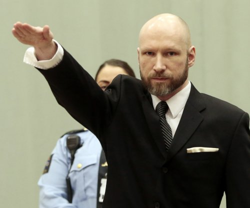Convicted mass murderer Anders Breivik loses isolation appeal