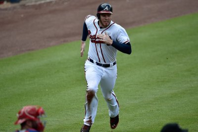 Atlanta Braves race past Miami Marlins