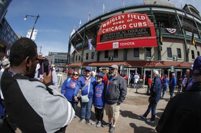 Chicago Cubs ban fan who flashed 'racist' gesture from Wrigley Field