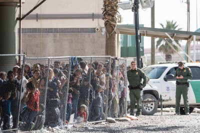 Watchdog: 'Dangerous overcrowding' of migrant processing center