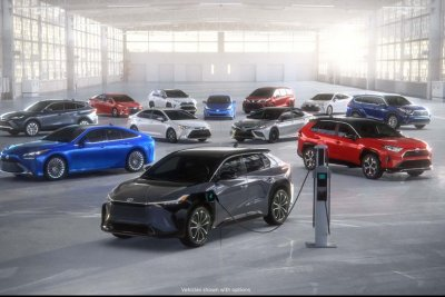 Toyota announces $3.4B battery, production investment in U.S.