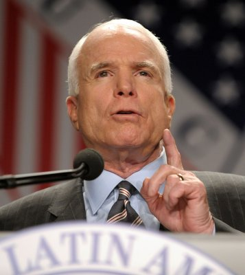 McCain could name running mate soon