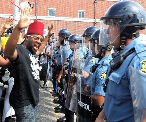 Justice Dept. examining Ferguson racial discrimination