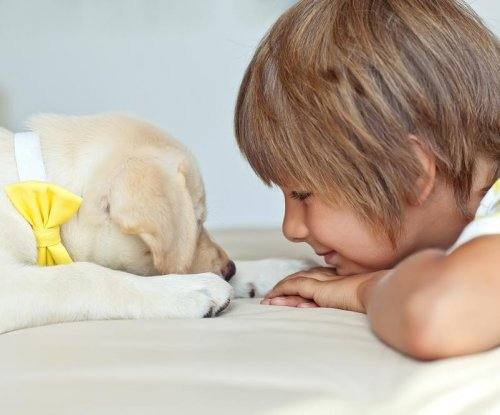 Study: Having a pet dog may reduce risk of childhood anxiety
