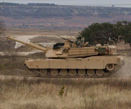 U.S. Army selects General Dynamics for Abrams tank production