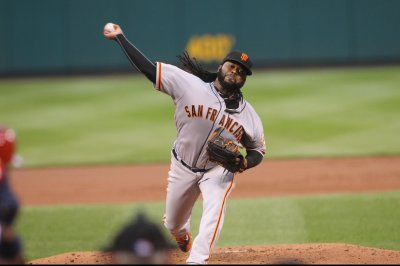 San Francisco Giants, Johnny Cueto dominate Milwaukee Brewers