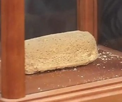 'World's Oldest' Twinkie marks 40 years on display at Maine school