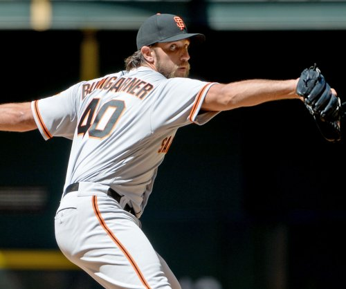 Arizona Diamondbacks rally after San Francisco Giants' Madison Bumgarner homers twice