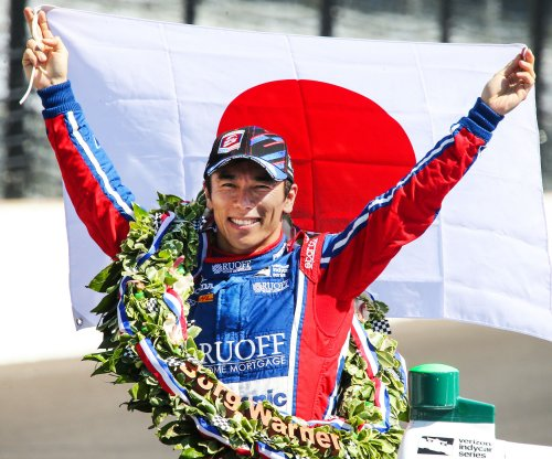 Fresh off Indy 500 title, Takuma Sato turns attention to Detroit Grand Prix
