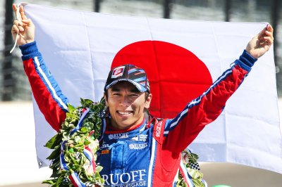 Fresh off Indy 500 title, Takuma Sato turns attention to Detroit Grand Prix