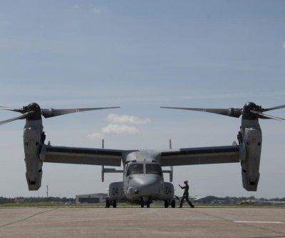 V-22 Ospreys to receive ballistic protection panels