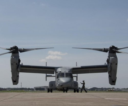 V-22 Ospreys to receive ballistic protection panels