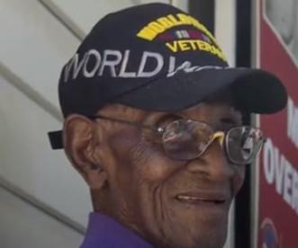 Oldest American man falls victim to identity theft