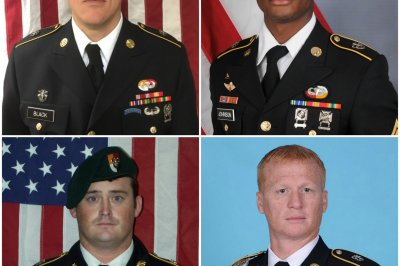 Pentagon: No more punishment for ambush that killed U.S. troops in Niger