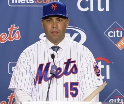 Mets fire manager Carlos Beltran less than 3 months after hire