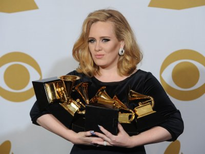Adele's 'Skyfall' theme to debut Friday