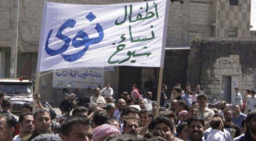 Washington prepares new Syrian sanctions