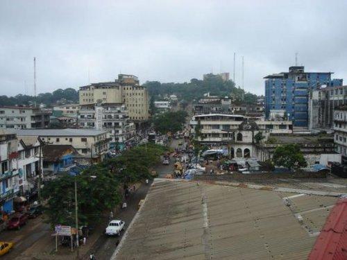Liberian neighborhood quarantined to stop Ebola