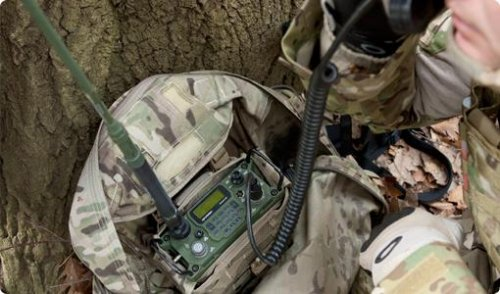 Harris delivering tactical radios to multiple customers