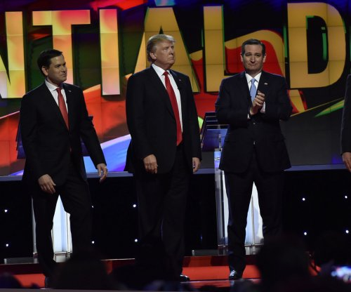GOP candidates avoid personal attacks, debate immigration and trade in Florida