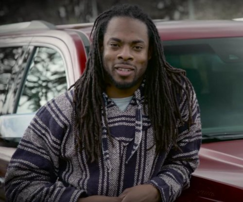 Seattle Seahawks cornerback Richard Sherman goes undercover with Lyft