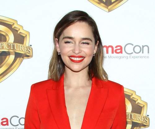 Emilia Clarke on 'Game of Thrones' nude scene: 'This is all me, all proud, all strong'
