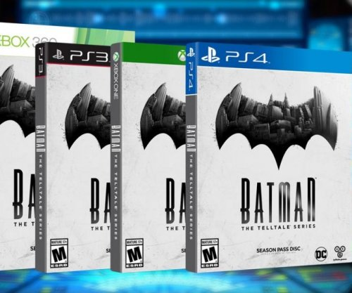 'BATMAN – The Telltale Series' release date and details announced