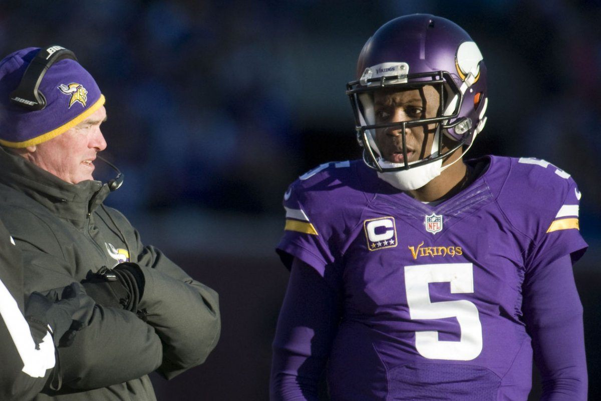 Teddy bridgewater injury update vikings expect qb to miss 2017 too report says sporting news - Teddy Bridgewater Injury Update Vikings Expect Qb To Miss 2017 Too Report Says Sporting News 4