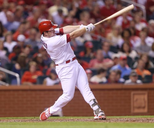 St. Louis Cardinals place 3B Jedd Gyorko on DL with hamstring strain