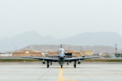 Embraer, Sierra Nevada supplying more A-29 aircraft for Afghan air force