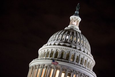 Senate vote to end government shutdown delayed until Monday at noon