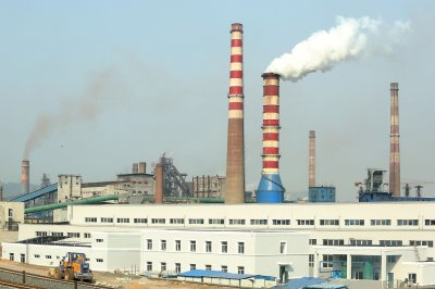 Particulate pollution's origins affect its impact on climate and human health