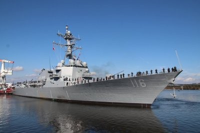 BIW nets $719M contract for DDG 51-class planning yard services