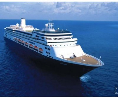 Holland America cruise ship gets OK to go through Panama Canal, head to U.S.