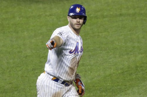 Mets' Pete Alonso gives mom birthday grand slam vs. Nationals