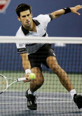 Djokovic pushed in Swiss Indoor 2nd round